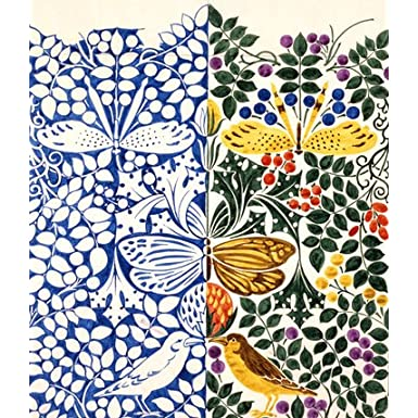 Design for Wallpaper or Textile, C.F.A. Voysey (Print On Demand)