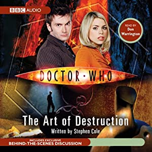 Doctor Who: The Art Of Destruction | [Stephen Cole]