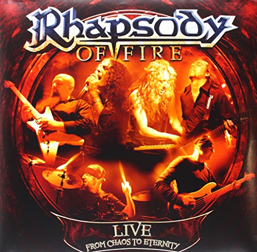 Live - From Chaos To Eternity (3 LP)