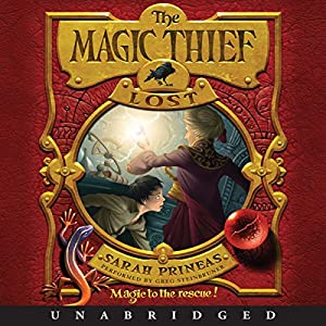 The Magic Thief: Lost Audiobook