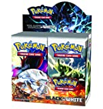 Pokémon Booster Box (Black / White, Pack of 36)