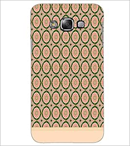 PrintDhaba Pattern D-1500 Back Case Cover for SAMSUNG GALAXY A7 (Multi-Coloured)