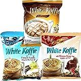 Luwak ルアック White Koffie ホワイトコーヒー CARAMEL キャラメル 5P / French Vanilla フレンチバニラ 5P / Mocca Rose モカローズ 5P [並行輸入品][海外直送品]