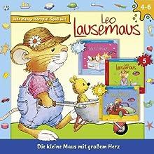 Leo Lausemaus 3er-Box: Folge 4 - 6 Hörspiel von Maren Hargesheimer Gesprochen von: Sabine Kluckert, Cathlen Gawlich, Frank Arnold