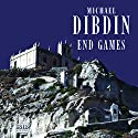 End Games Audiobook by Michael Dibdin Narrated by Michael Tudor Barnes