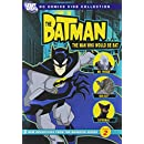 The Batman - Season 1, Vol. 2 - The Man Who Would Be Bat (DC Comics Kids Collection)