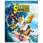 Up to 62% Off The Spongebob Movie: Sponge Out of Water