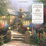 Thomas Kinkade Lightposts for Living 2013 Wall Calendar: The Art of Choosing a Joyful Life