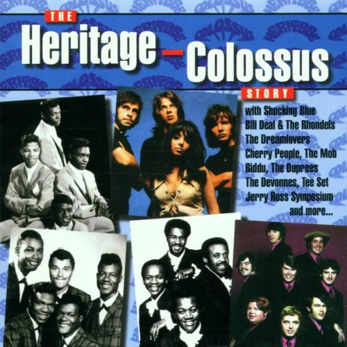 GEORGE BAKER SELECTION - Heritage Colossus Story - Zortam Music
