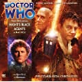 Dr Who Nights Black Agents CD (Dr Who Big Finish Companion) (Doctor Who: The Companion Chronicles)