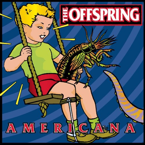 Original album cover of Americana by The Offspring