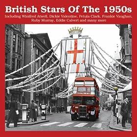 British Stars Of The 1950S