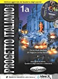 img - for Nuovo Progetto Italiano (Split Version: 4 Volumes) (Italian Edition) book / textbook / text book