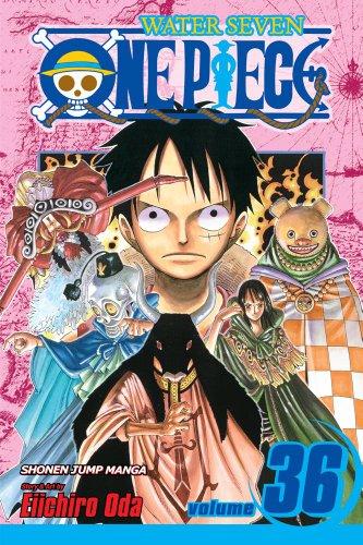ONE PIECE ワンピース コミック36巻 (英語版)