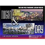 Games Night  Day City Puzzle  Las Vegas