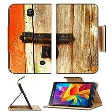buy Msd Premium Samsung Galaxy Tab 4 7.0 Inch Flip Pu Leather Wallet Case Bolt Lock Door Vintage Style Image 21798182