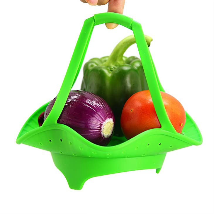 Droiee-Silicone-Vegetable-Steamer-Basket-Insert