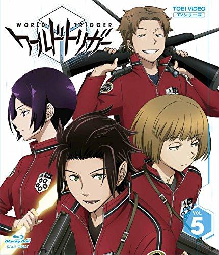 ワールドトリガー VOL.5 [Blu-ray]