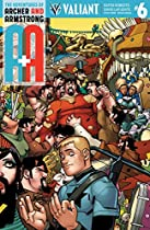 A&a: The Adventures Of Archer & Armstrong #6: Digital Exclusives Edition