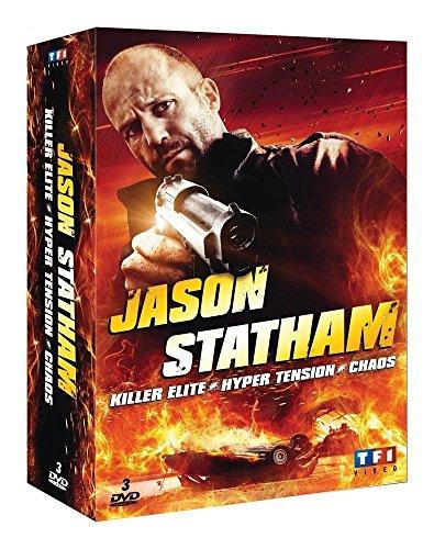 Jason statham : killer elite ; chaos ; hypertension [Edizione: Francia]
