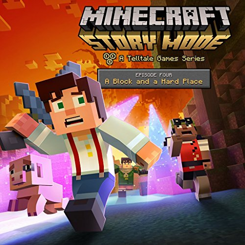 Minecraft-Story-Mode-Episode-4-A-Block-And-A-Hard-Place-PS3-Digital-Code