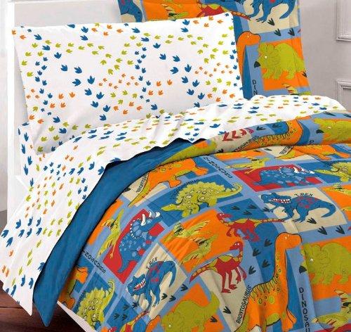 Dinosaur Kids Bedding 171826 front