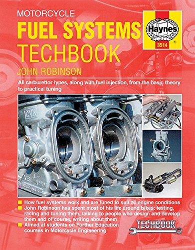 Motorcycle Fuel Systems Techbook (Haynes Techbook)