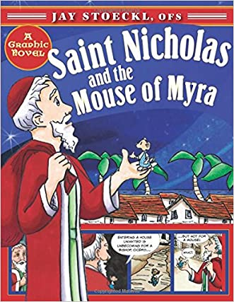 Saint Nicholas and the Mouse of Myra written by Jay Stoeckl