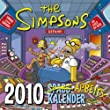 Simpsons Spa�kalender 2010: Wandkalender
