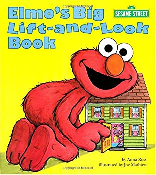 Elmo S Big Lift And Look Book Sesame Street Great Big