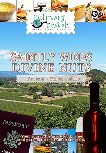 Culinary Travels - Saintly Wines Divine Nuts - Napa Valley (St Supery Wine compare prices)