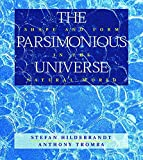 img - for The Parsimonious Universe: Shape and Form in the Natural World book / textbook / text book