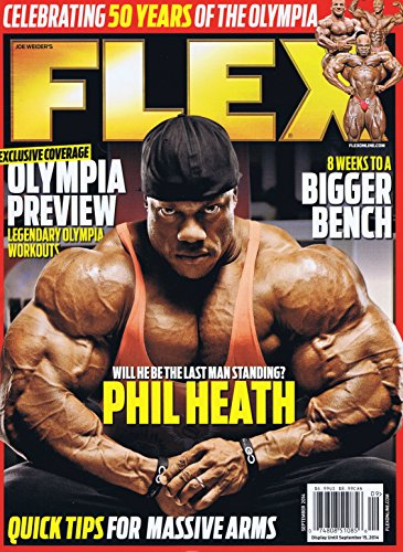 Flex [US] September 2014 (単号)