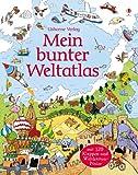 Alex Frith Mein bunter Weltatlas