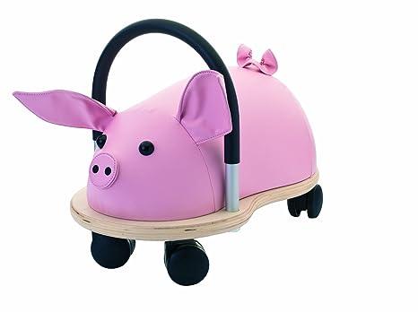 Wheely Bug - 6149736 - Vélo et Véhicule Pour Enfant - Cochon - Large