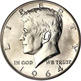 """1964 Kennedy """"Silver"""" Half Dollar"""
