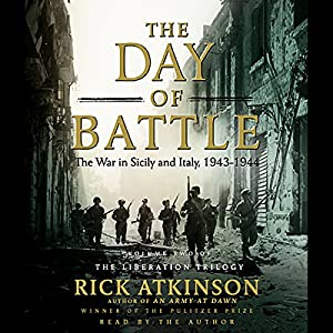 The Day of Battle Audiobook