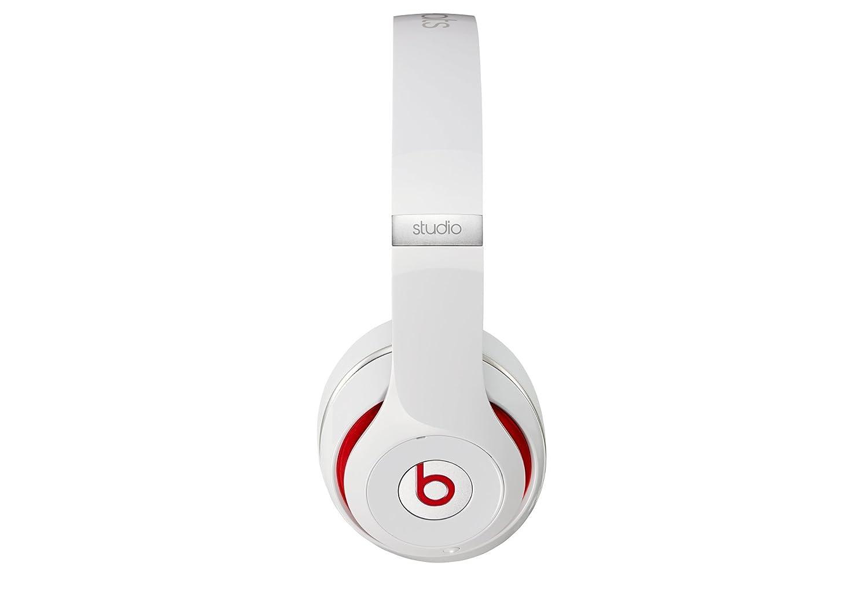 Beats Studio 2.0 Wired OverEar Headphone - White