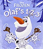 Olaf's 1-2-3 (Disney Frozen) (Glitter Board Book)