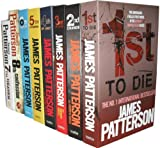 James Patterson james patterson collection 8 Books Set RRP - 63.92(8th Confession,7th Heaven,3rd Degree,2nd Chance,4th of July,1st to Die,The 6th Target,The 5th Horseman)(womens murder club)