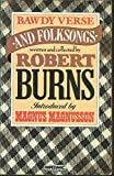 Bawdy Verse and Folk Songs (0333343379) by ROBERT BURNS