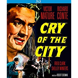 Cry of the City [Blu-ray]
