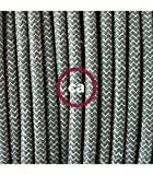 Round Electric Fabric Cable for lamps, decoration