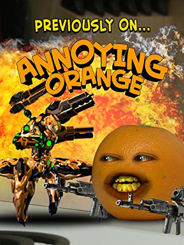 Clip: Annoying Orange - Previously On