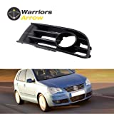 Mathenia Car Parts, 6Q0853666A for VolksWagen Polo 9N 2002 2003 2004 2005 Front Right Lower Bumper Grill Fog Light Cover Cap