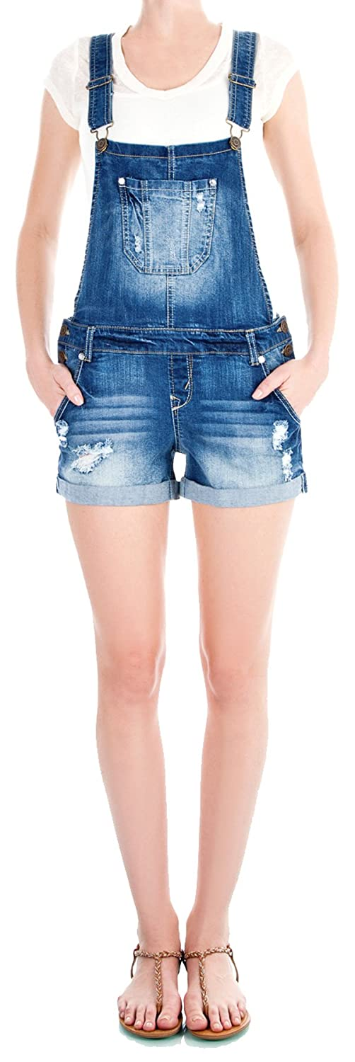 WallFlower Juniors Denim Shortalls neutrik ne8fdp b