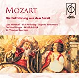 echange, troc Mozart, Marshall, Hollweg, Unger, Beecham - Die Entfuhrung