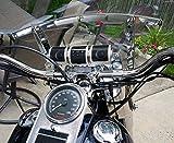 Kickstart Version 2.0 Bluetooth w/ 4.0 GB Card and Extras MP3 Motorcycle Stereo System Crusiers Harley Davidson Honda Kawasaki Yamaha Suzuki Scooter Bike ATV