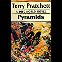 Pyramids: Discworld #7 (       UNABRIDGED) by Terry Pratchett Narrated by Nigel Planer