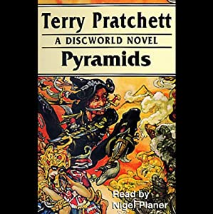 Pyramids: Discworld #7 | [Terry Pratchett]